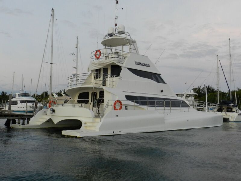 74-Power-Catamaran-External