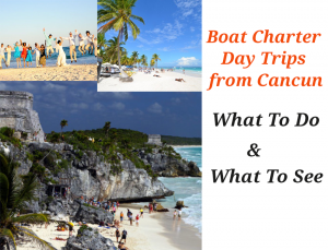 Private Boat Charters Cancun