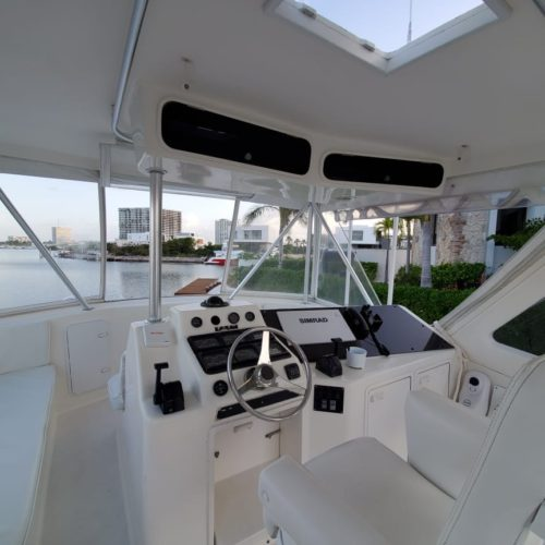 48' Super Sport Fishing Yacht 3