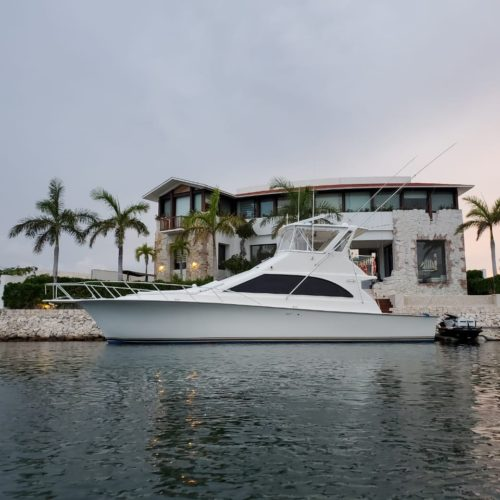 48' Super Sport Fishing Yacht 4