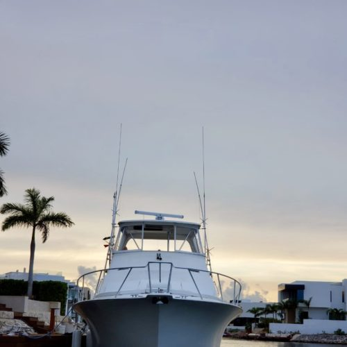 48' Super Sport Fishing Yacht 5