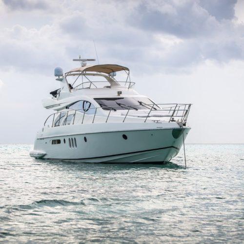 55' Azimut Luxury Yacht 2