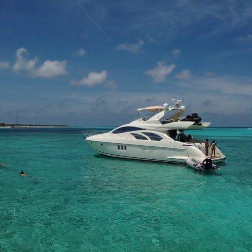 55' Azimut Luxury Yacht 5