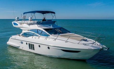 55' Azimut Luxury Yacht