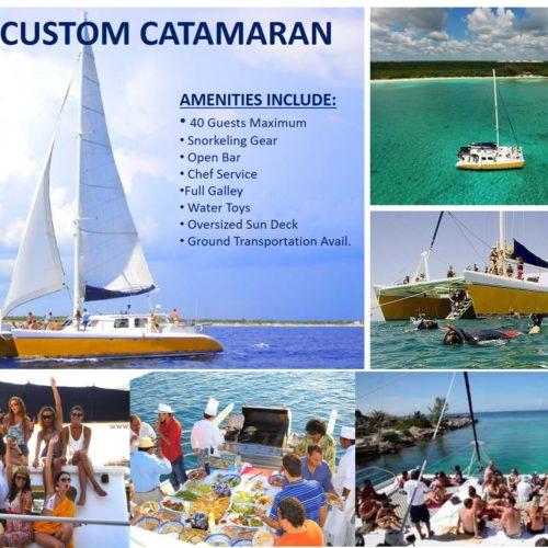 65' Custom Catamaran