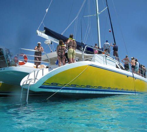 Catamaran Cancun (2)