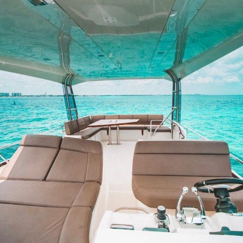 55' Prestige With Flybridge Luxury Yacht 11