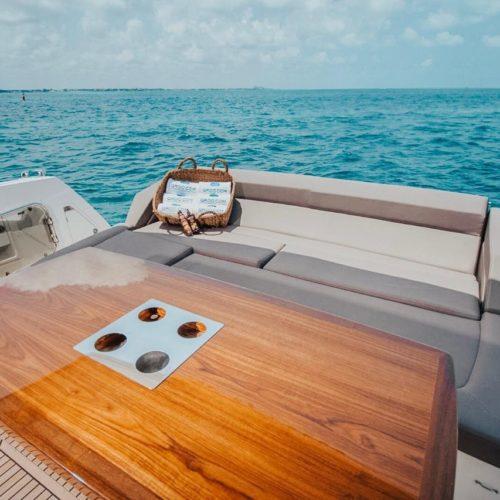 55' Prestige With Flybridge Luxury Yacht 15