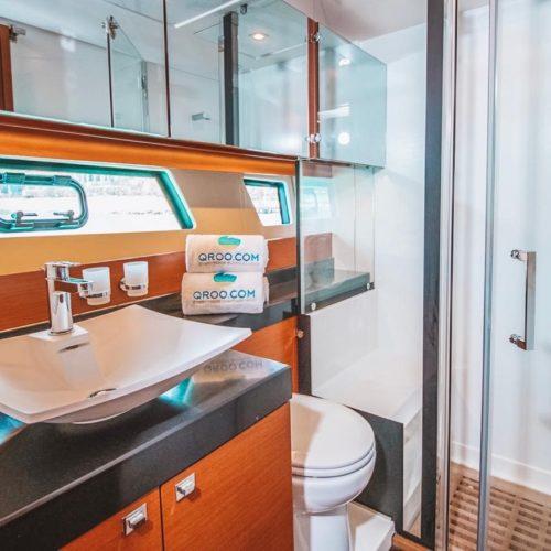 55' Prestige With Flybridge Luxury Yacht 17