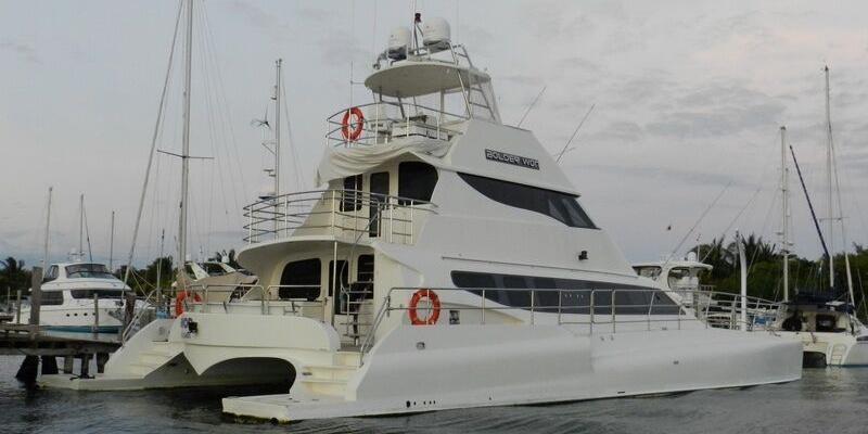74-Power-Catamaran-External