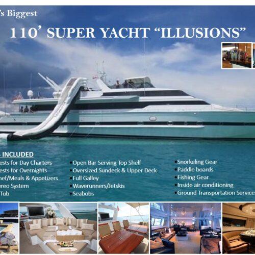 Illusions Super Yacht 2