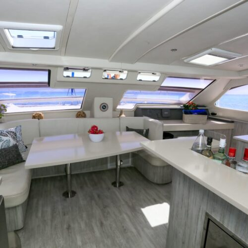 47' Sailing Catamaran 2