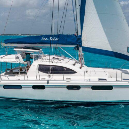 47' Sailing Catamaran